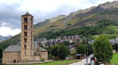 Un paseo por el Vall de Boí, naturaleza y arte románico en el Pirineo catalán