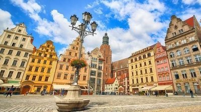 Un paseo por Wroclaw, la ciudad más bella de Polonia
