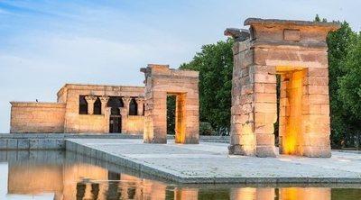 Templo de Debod, una joya del mundo egipcio en Madrid