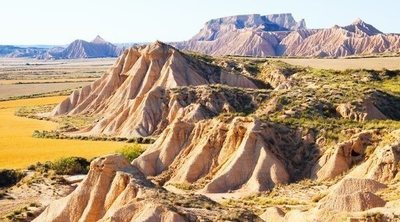 Ruta por las Bardenas Reales, un pedazo del desierto en Navarra