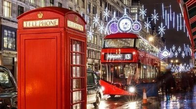 Qué visitar en Londres por Navidad