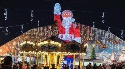 'Alcalá ciudad de la Navidad': disfruta de las fiestas navideñas en familia