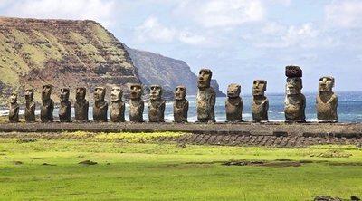 Descubre todo sobre Isla de Pascua, el rincón habitado más remoto del planeta