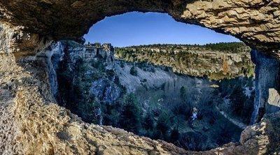 Las mejores rutas para visitar el Parque Natural del Cañón del Río Lobos