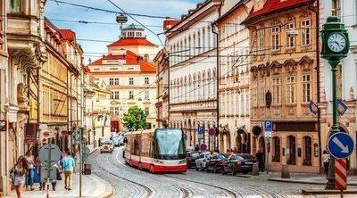 Cómo llegar al centro de Praga desde el aeropuerto