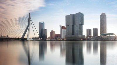 Cómo llegar al centro de Rotterdam desde el aeropuerto