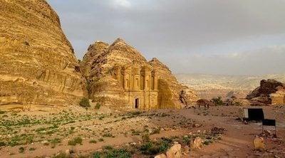6 curiosidades sobre Petra que invitan a visitar esta ciudad milenaria de Jordania