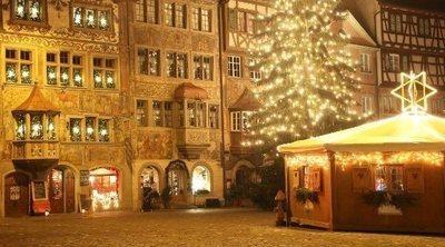 Las 7 tiendas navideñas más impresionantes del mundo