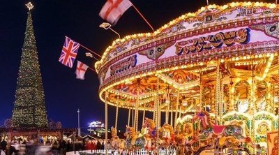 Qué hacer en Winter in Wonderland: planes para una Navidad en Londres