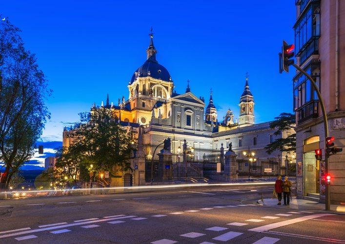 Catedral Nuestra Señora de la Almudena de Madrid