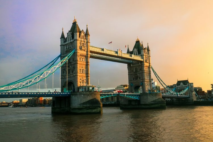El Tower Bridge de Londres