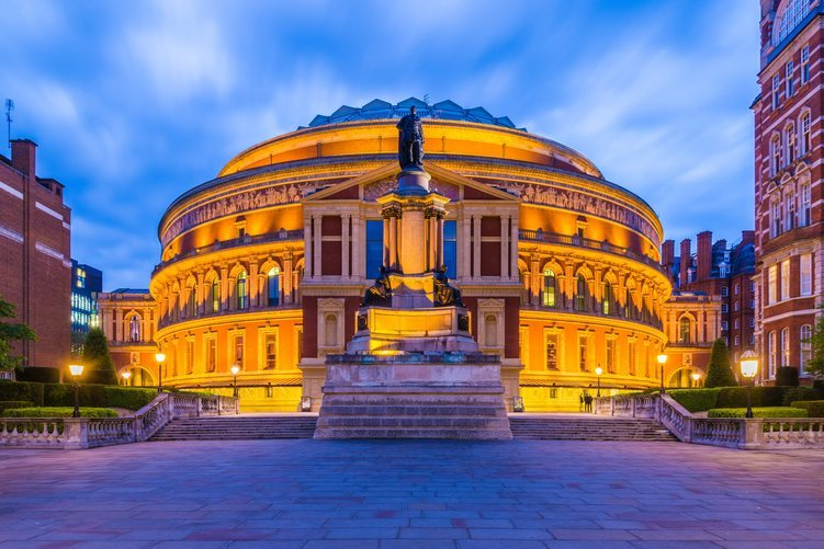 El Royal Albert Hall de Londres