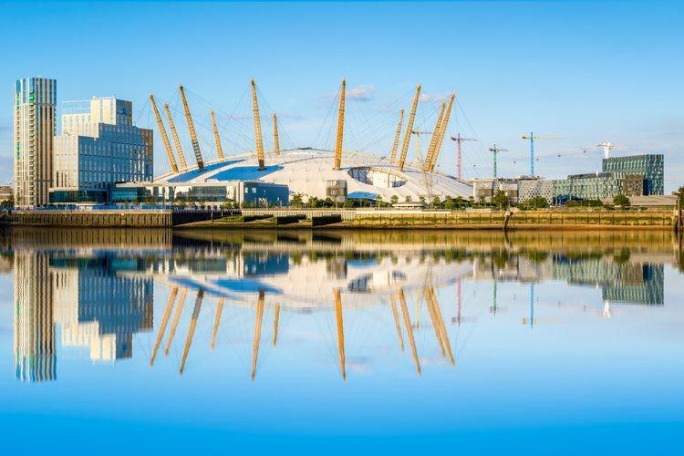 El O2 de Londres