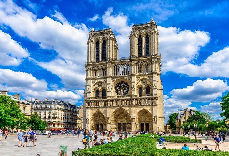 La Catedral Notre-Dame de París