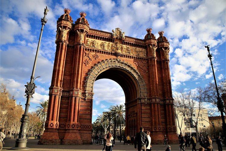 El Arc de Triomf de Barcelona