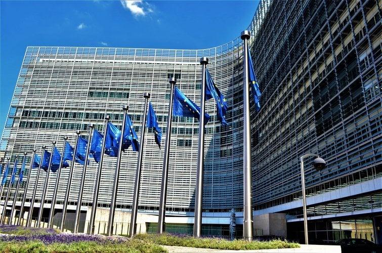 El Europarlamento también se encuentra situado en Bruselas